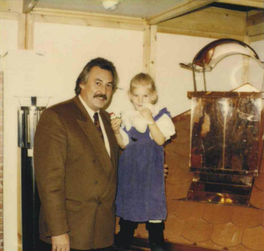 Werner Volkmer und Kathrin Pal